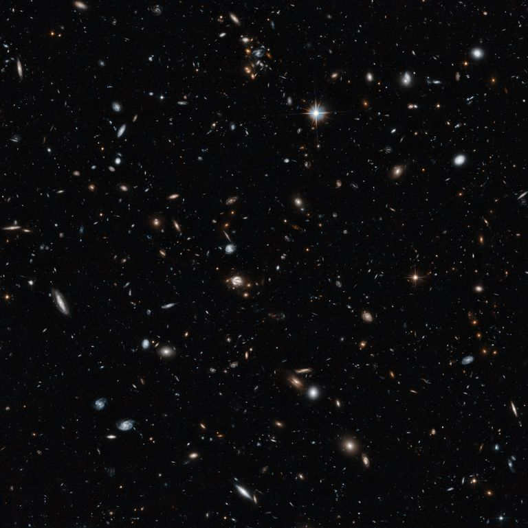 Image of galaxies