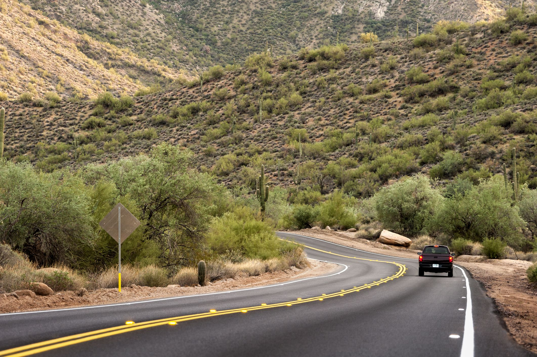 Driving Distance From Phoenix Arizona To National Parks