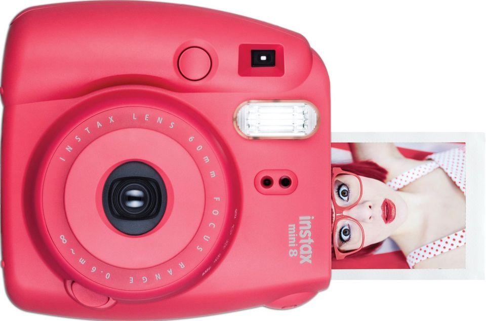 instant camera gift for grandchildren