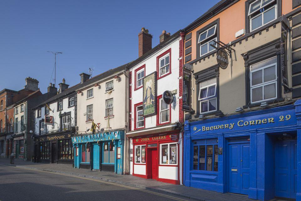 Ireland, County Kilkenny, Kilkenny City, pubs