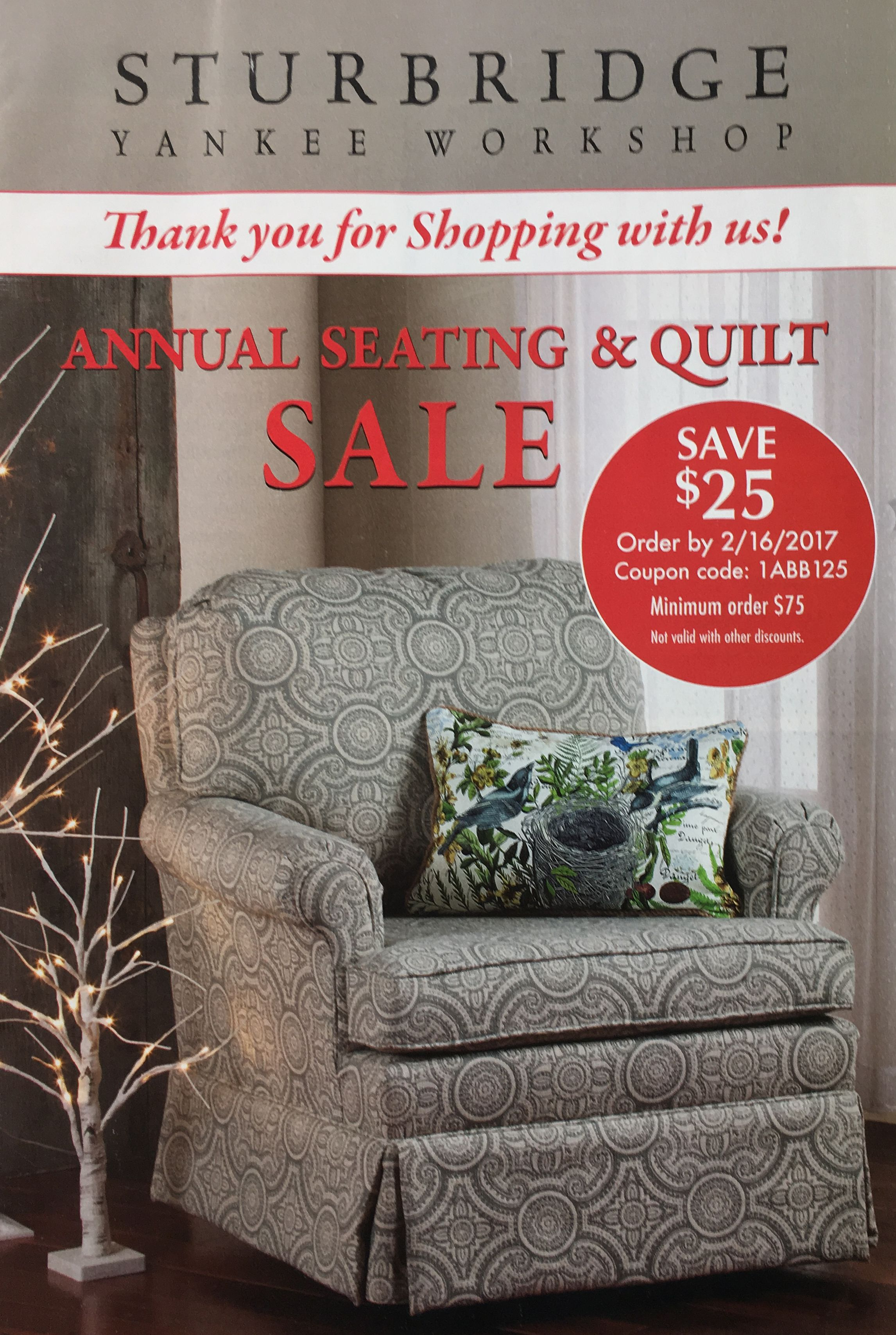 . Free Mail Order Furniture Catalogs