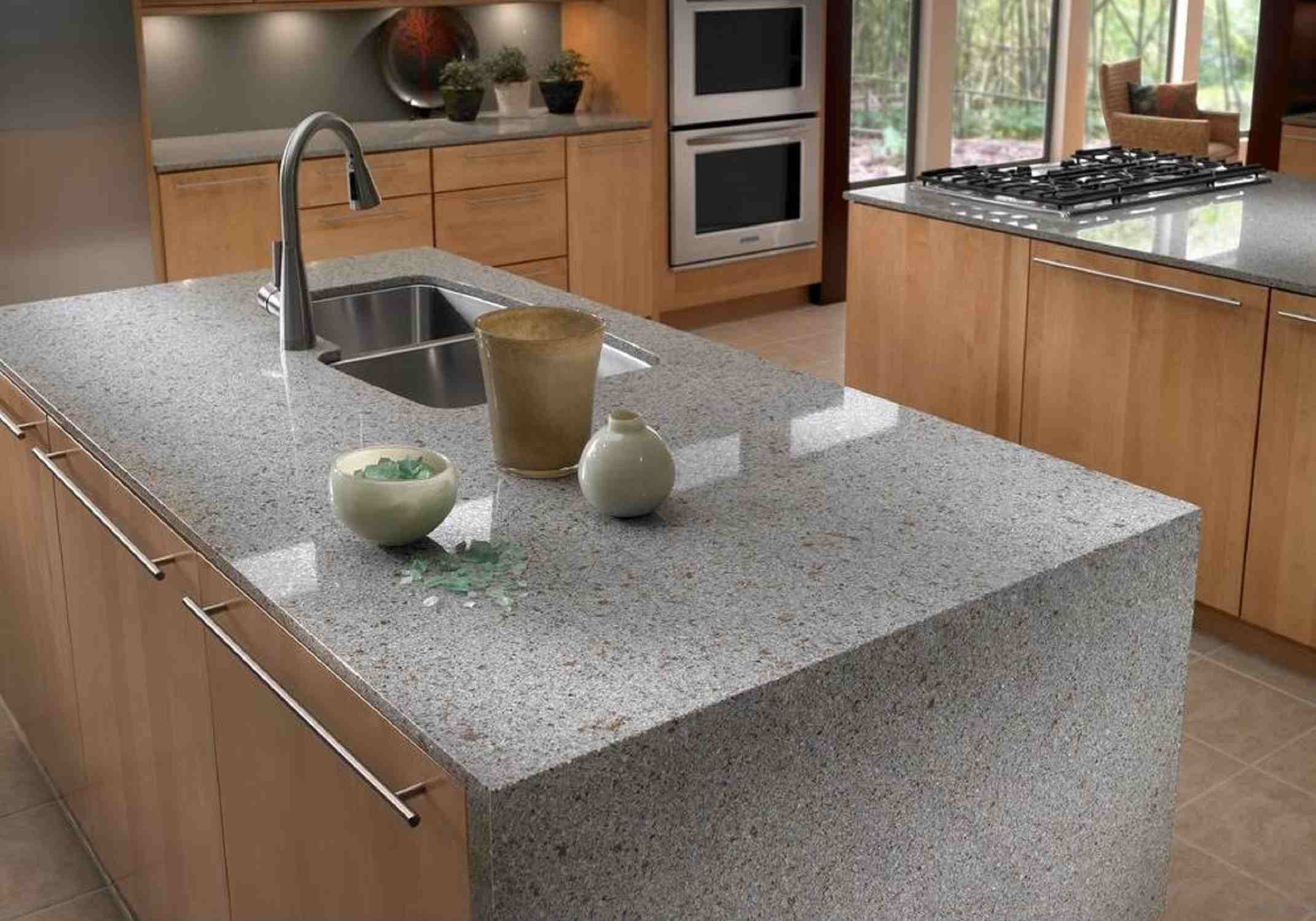 lg infinity engineered quartz run countertops viatera countertop cooktop polishing sod