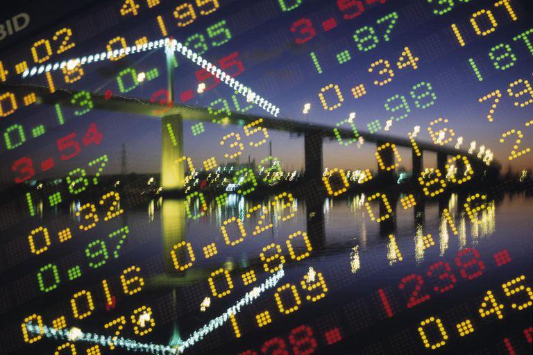 Stock figures and bridge