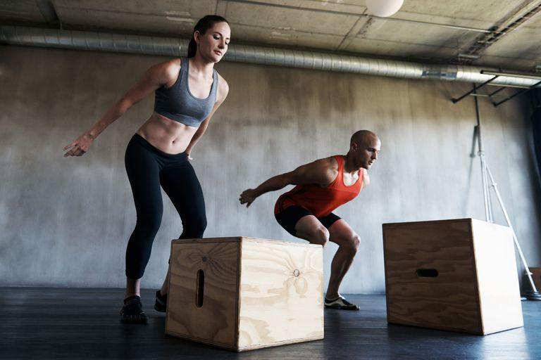 CrossFit Workout Box
