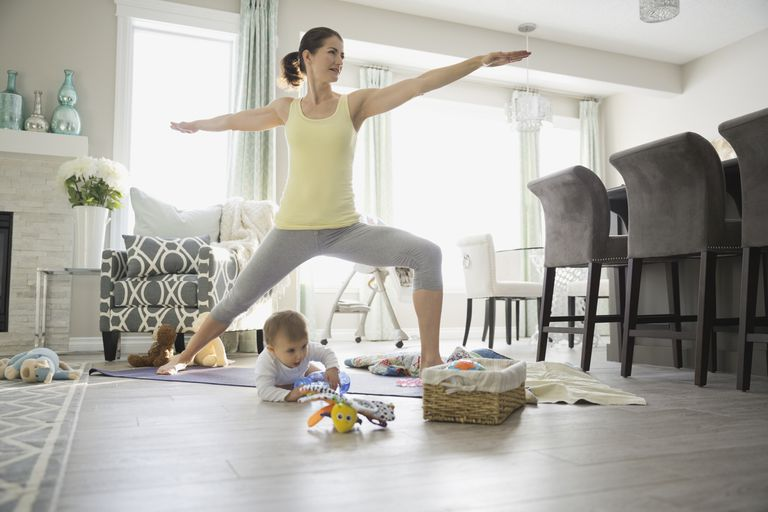 Advice in Yoga After Pregnancy
