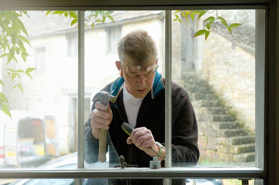 Repairing a Window