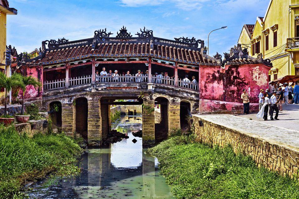 Hoi An, Vietnam's Japanese Bridge