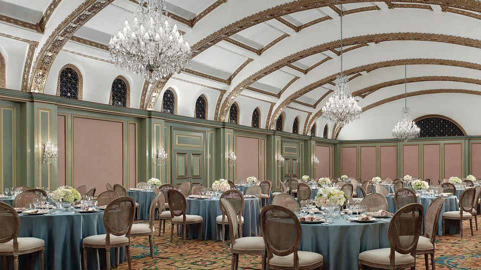 The Langham Huntington Ballroom