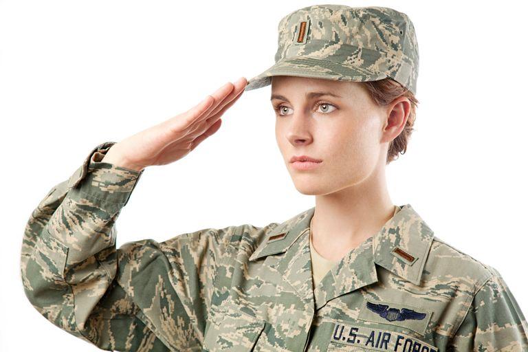 US Air Force Series: American Airwoman