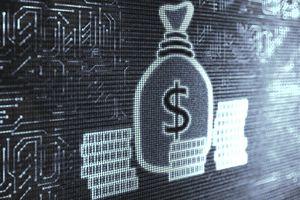 photo illustration of electronic Money