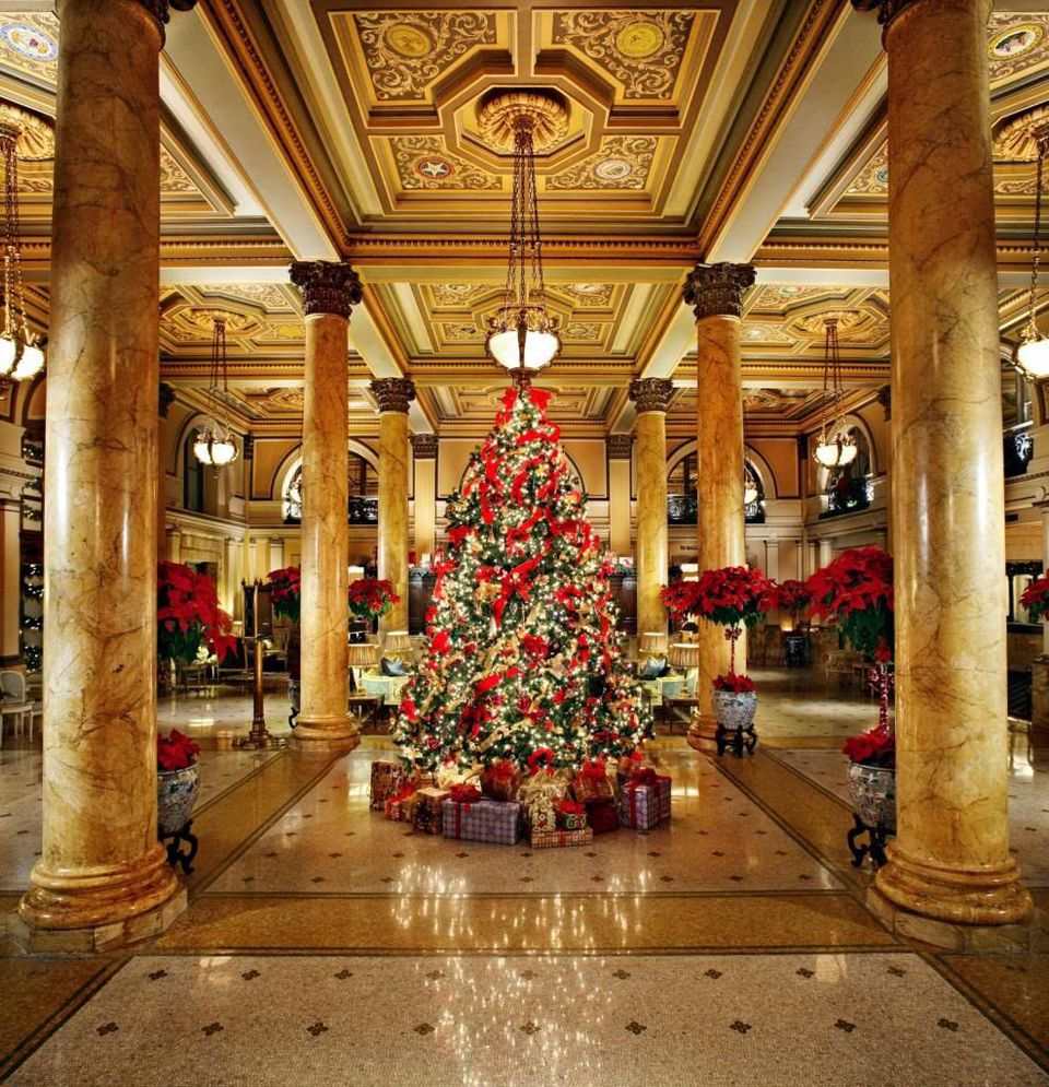 5 Best Washington, D.C. Hotels For The Holidays