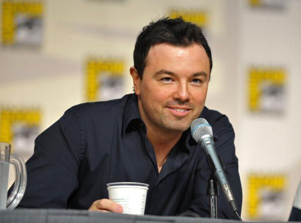 Seth MacFarlane - Family Guy - Comic-Con 2009