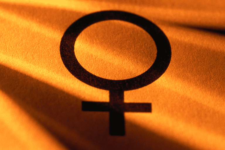 Symbol for Woman