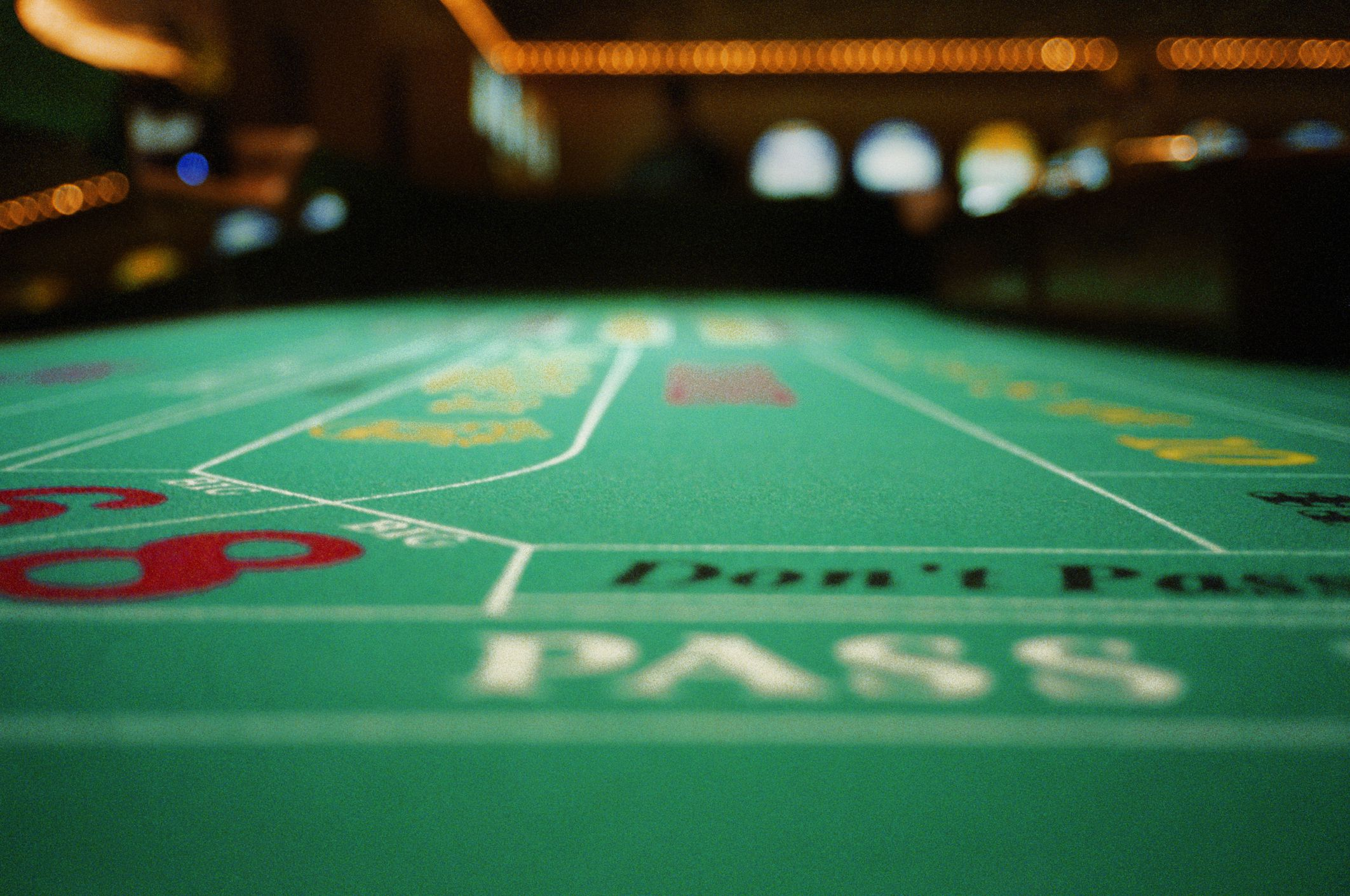 How to Bet on Craps foto