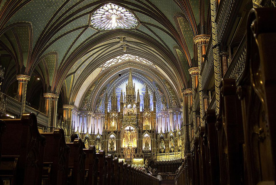 Montreal Christmas Mass 2017