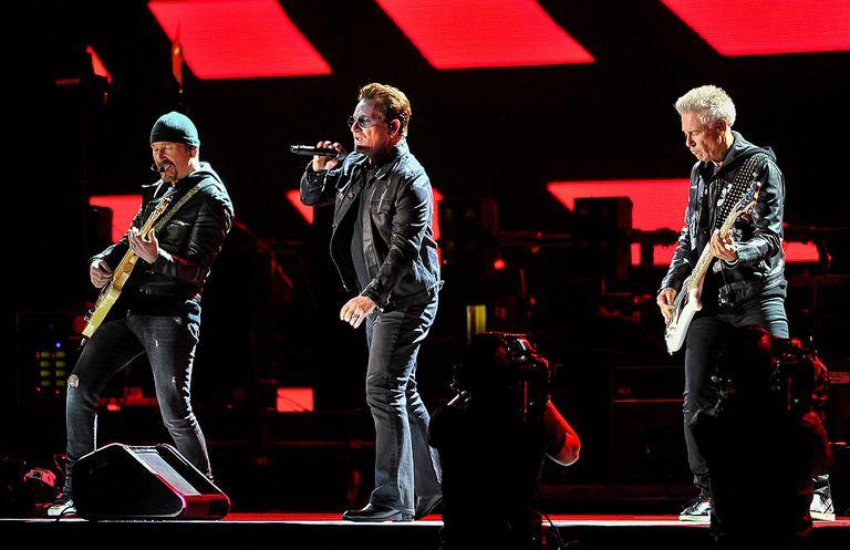UCSF Benioff Children's Hospital Benefit Concert With U2
