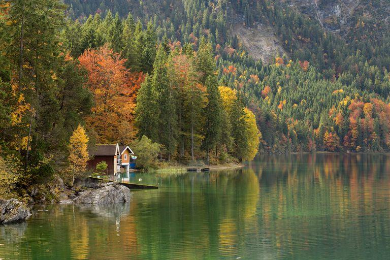 Bavaria Alps - Eibsee