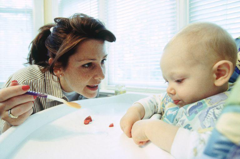 baby talk (caregiver speech)