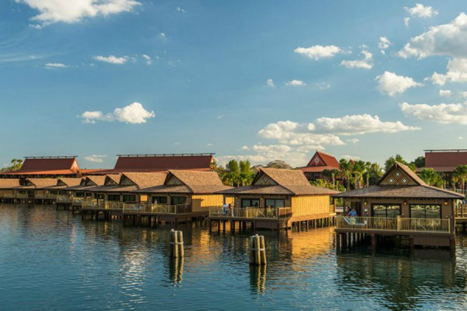 Makeover Disney S Polynesian Villas Amp Bungalows