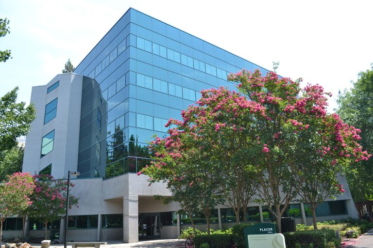 Placer Hall at Sacramento State University