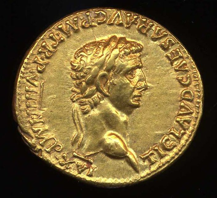 Tiberius Claudius Caesar Augustus Germanicus