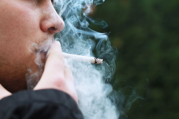 CC license at https://pixabay.com/en/smoking-smoke-cigarette-man-1026559/