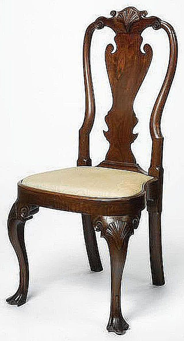 Examples of queen anne style antique furniture for Queen anne style