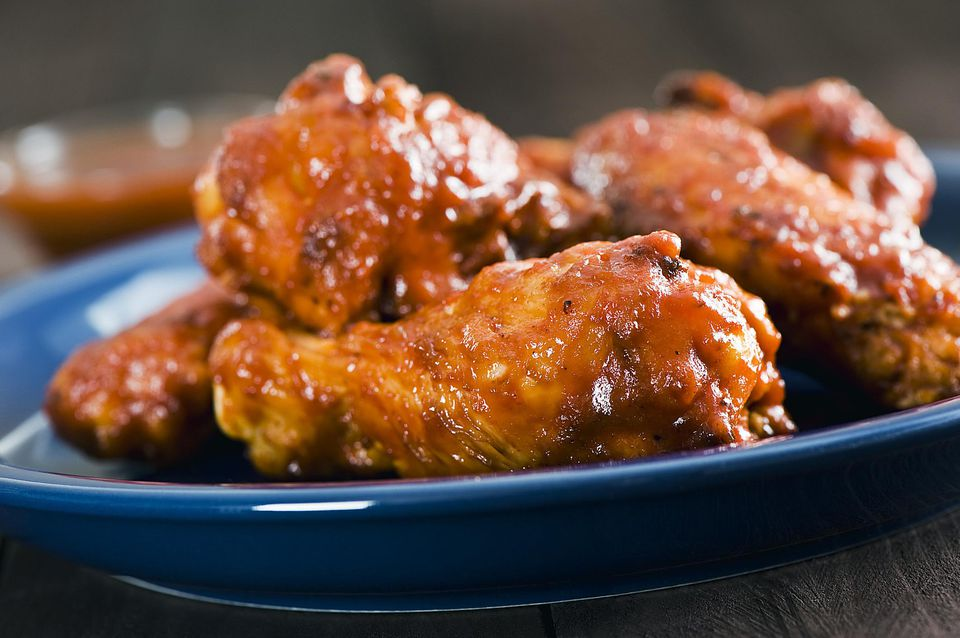 Authentic Anchor Bar Buffalo Chicken Wings