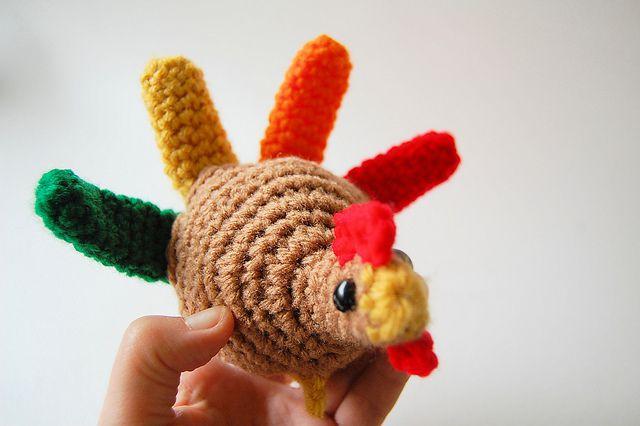 Amigurumi Turkey FREE Crochet Pattern