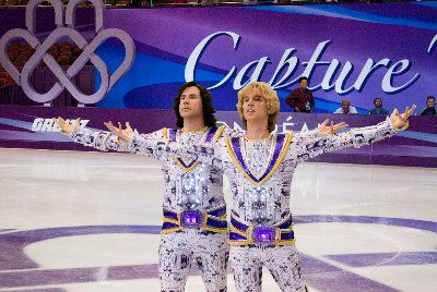 Will Ferrell and Jon Heder Star in Blades of Glory