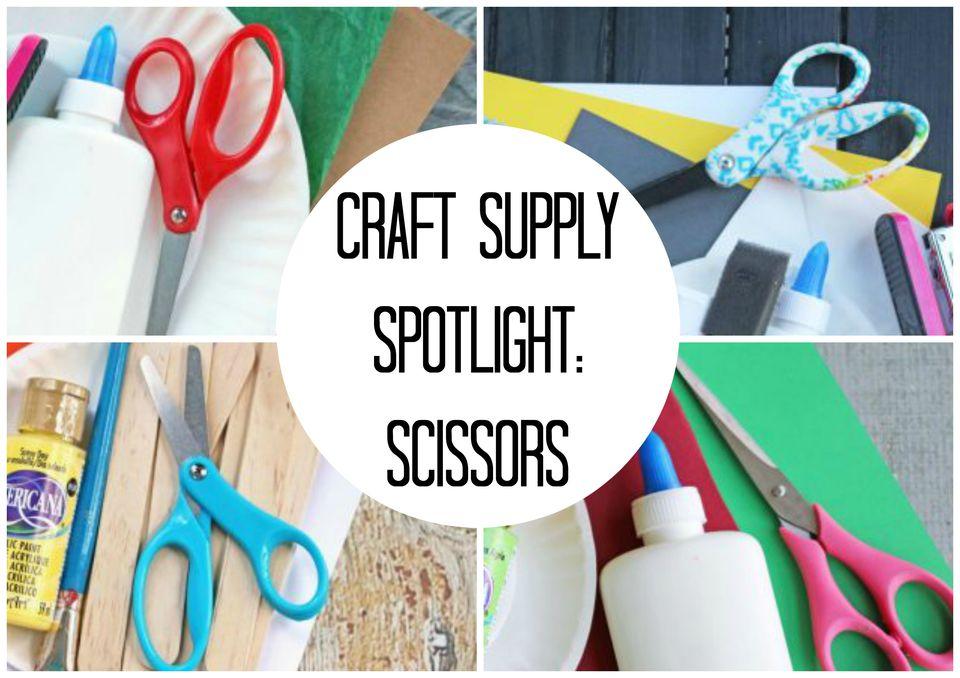 Craft Supply Spotlight: Scissors