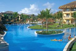 Sunscape The Beach all inclusive resort in the DR, photo courtesy of AMResorts.