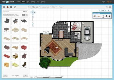 3dream a review of the free online room designer for Free room design help