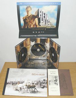 Ben-Hur: Limited Edition Blu-ray Disc Package