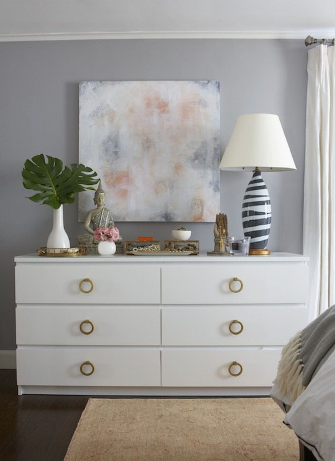 Do You Want a Pinterest Worthy Dresser Top  Here s How to Get It. Tips to Organize Your Dresser