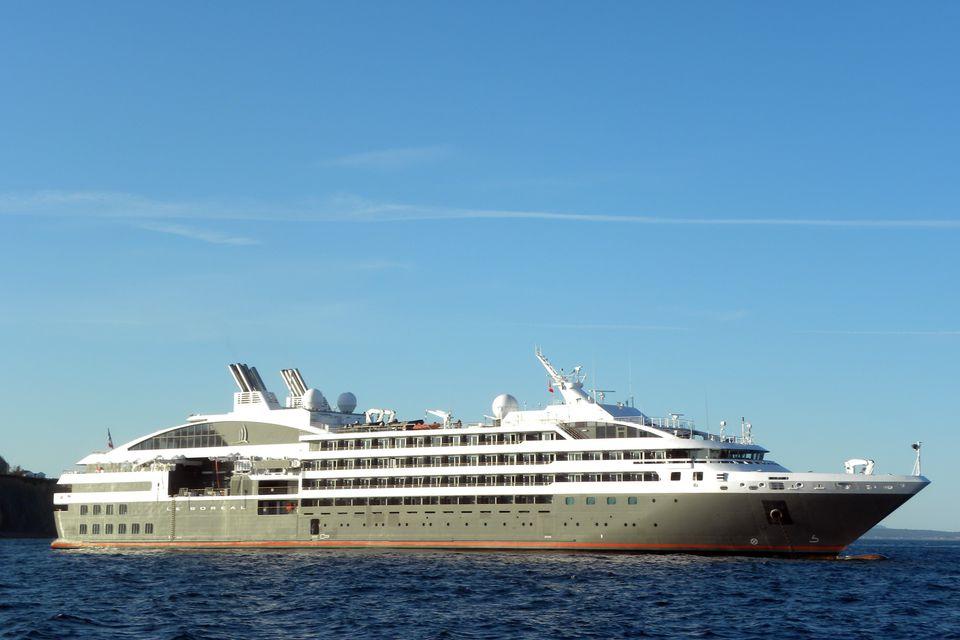 Le Boreal of Ponant Cruises