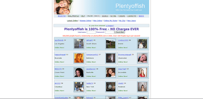 Usernames how to use them to find someone for Plenty of fish search by interest