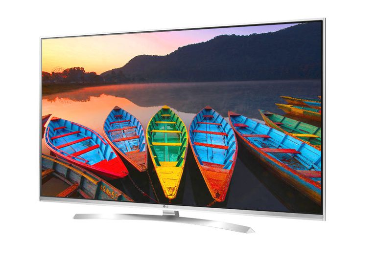 LG UH8500 Series Super UHD TV with HDR10 and Dolby Vision