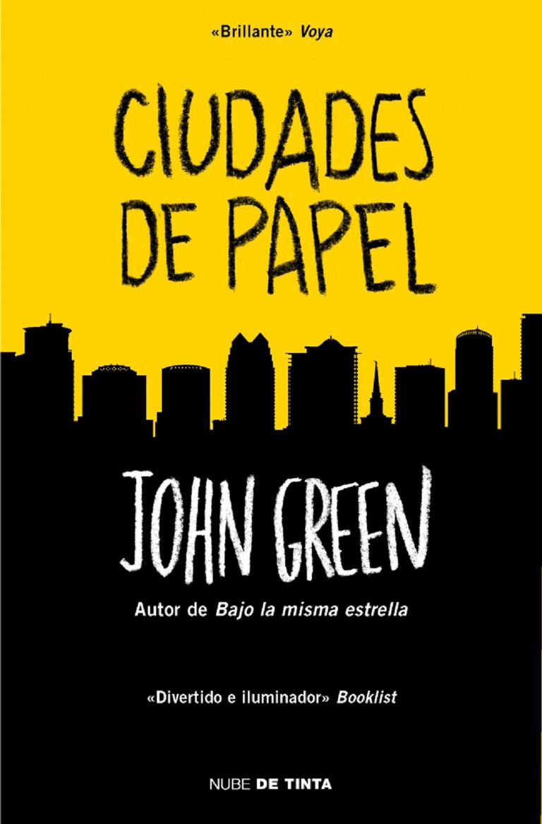 Ciudades de papel de John Green