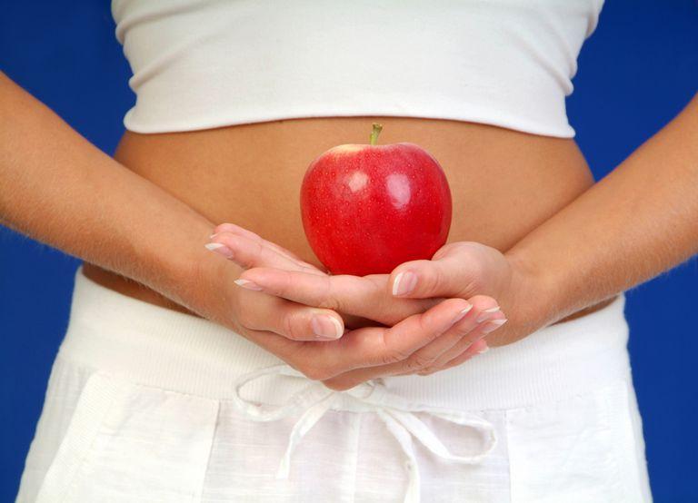 Una dieta rica en fibra mejora la flora intestinal