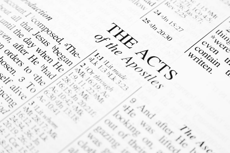Book of Acts