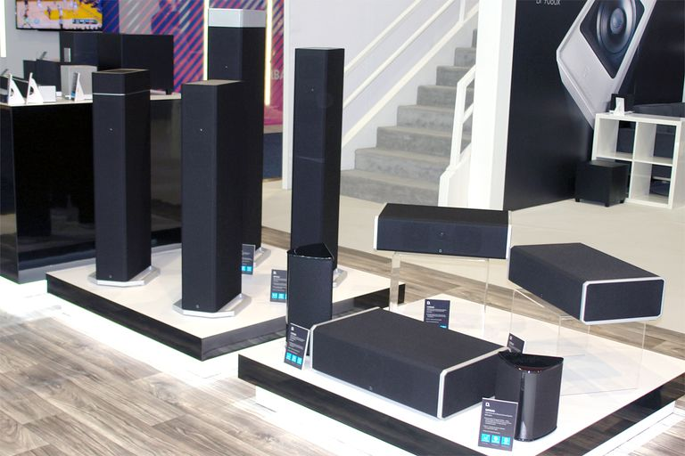 Definitive Technology 9000 Series Speaker Line