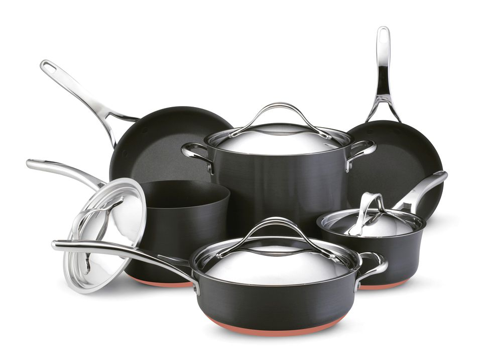 Anolon Nouvelle Copper Cookware