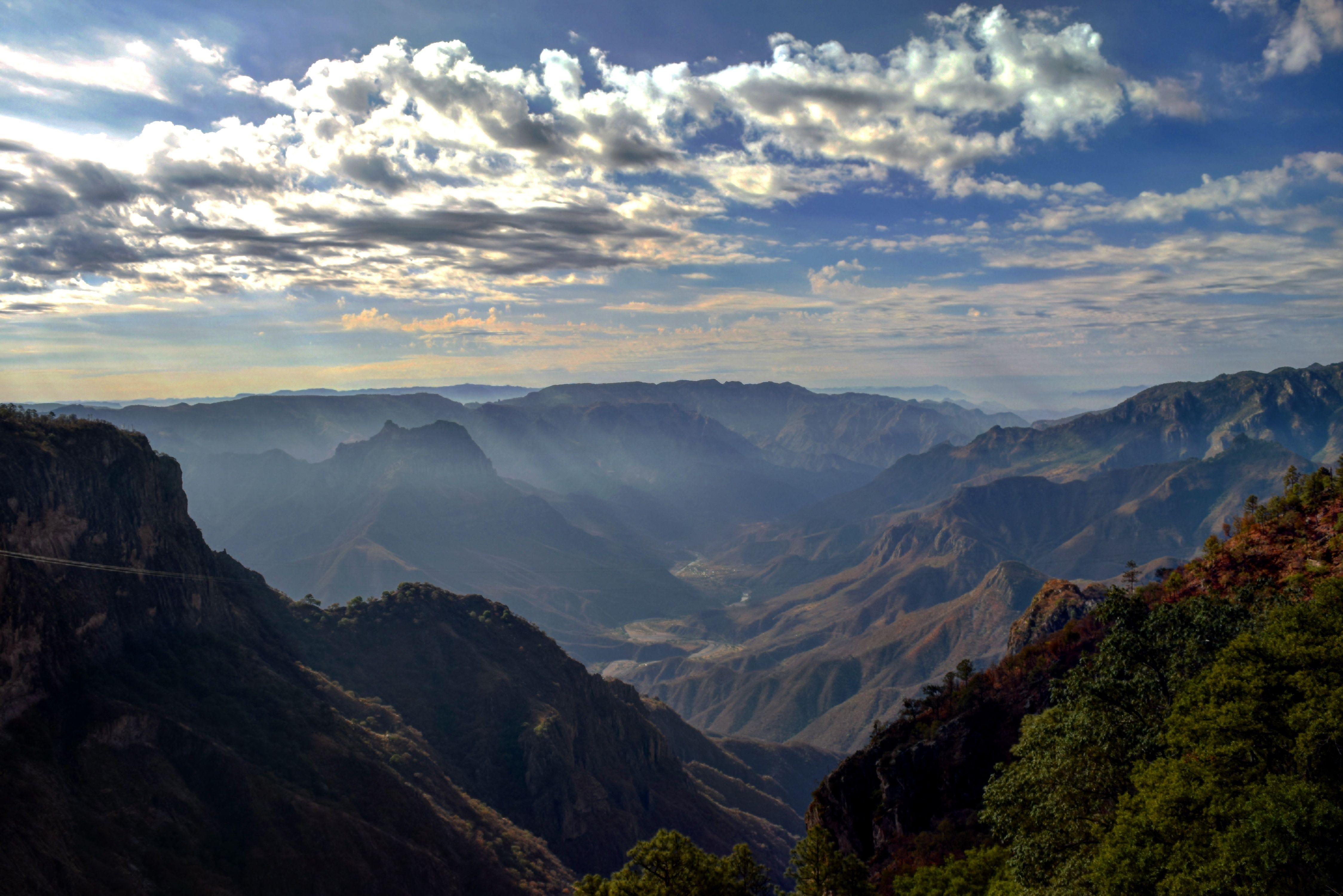 Copper Canyon Barrancas Del Cobre