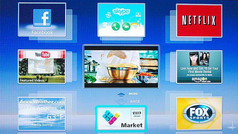 Panasonic TC-P50GT30 3D Smart Plasma TV - Photos
