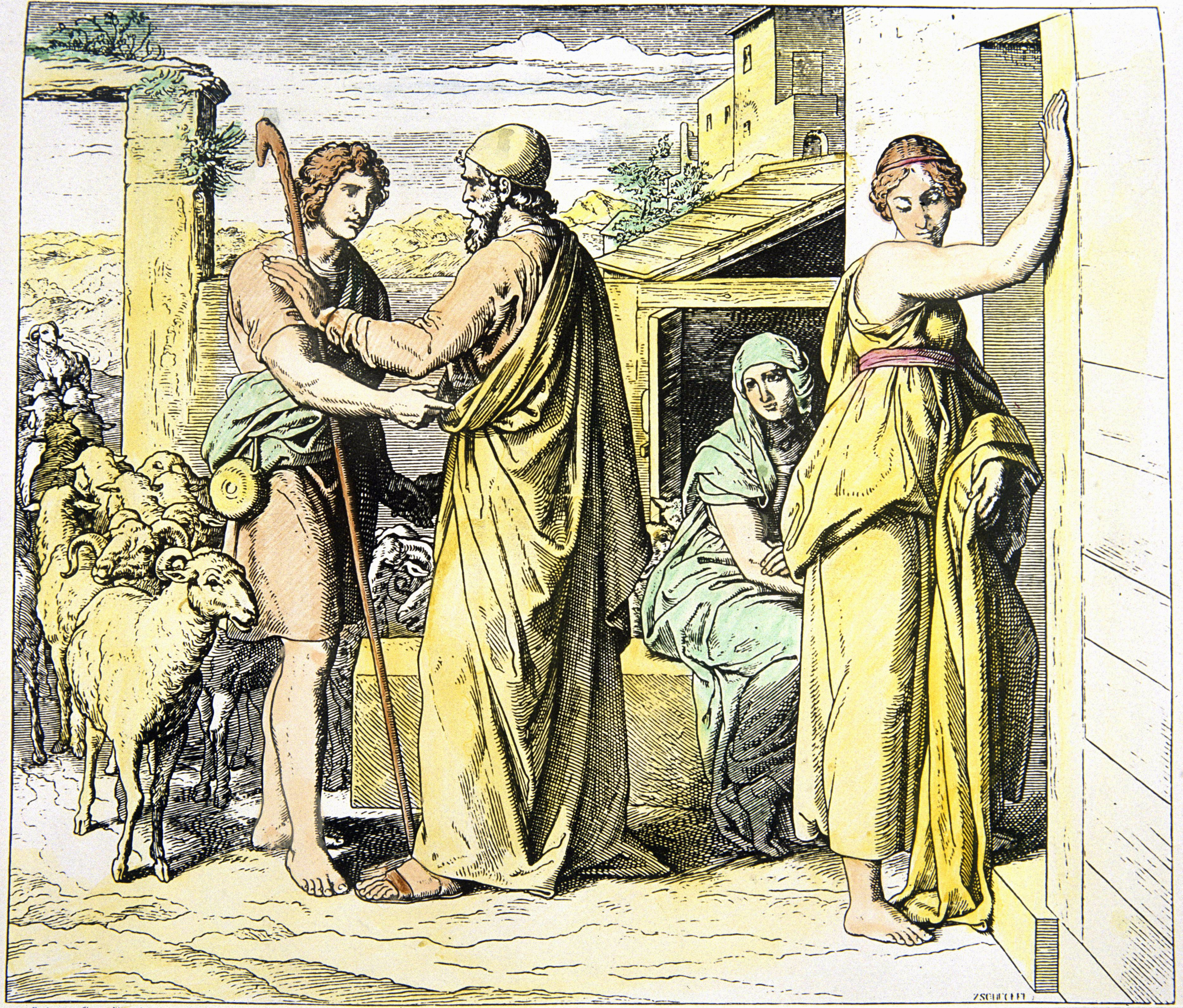 dinah of the bible has an unknown story