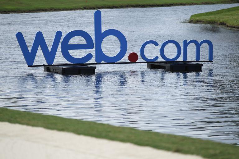 Web.com Tour Logo