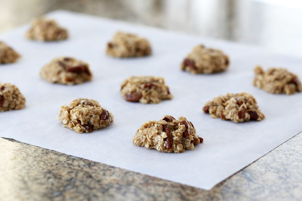 No Bake Penuche Cookies