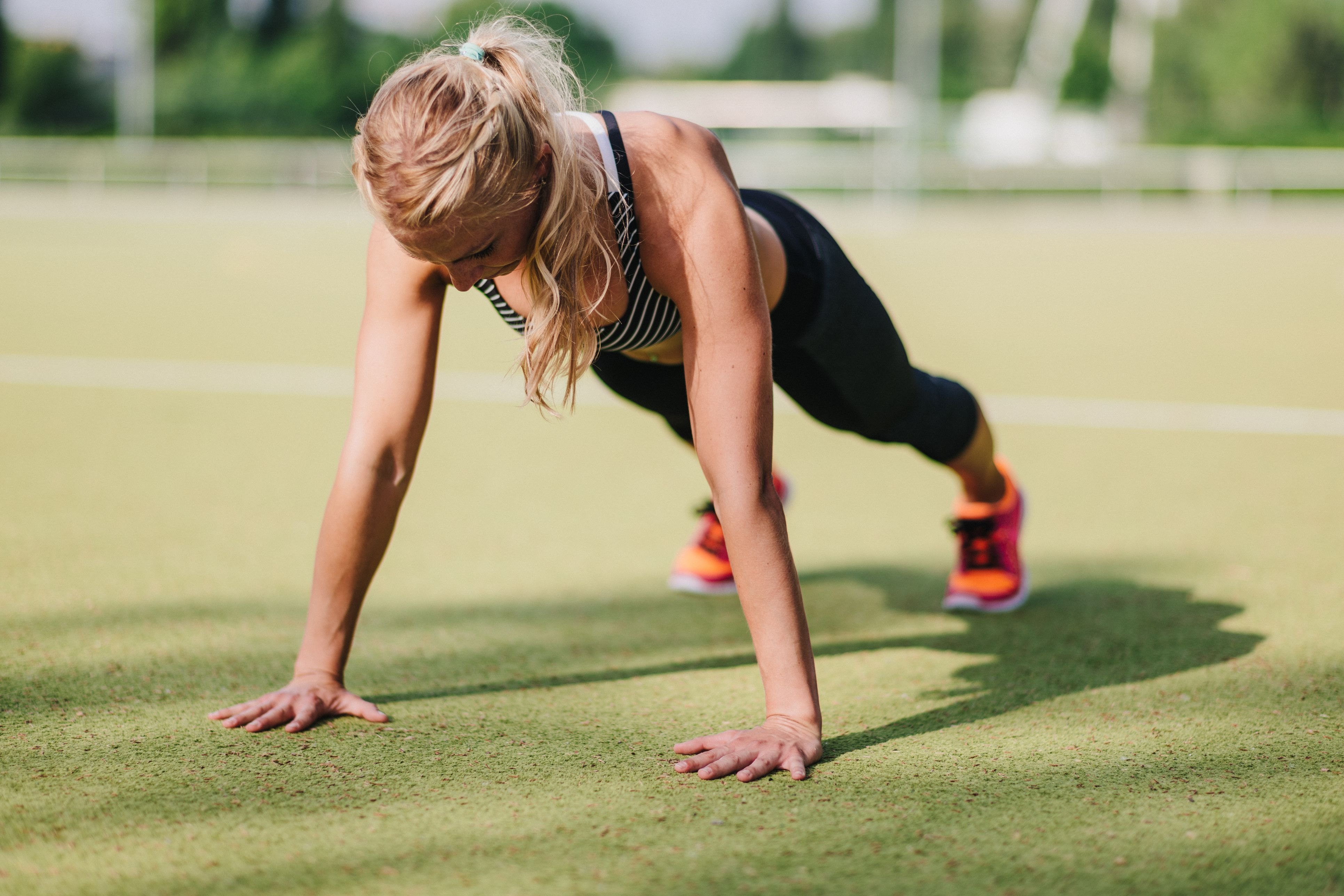 Total Body Workout with Gliding Discs