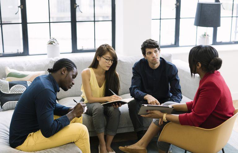 multiethnic work group